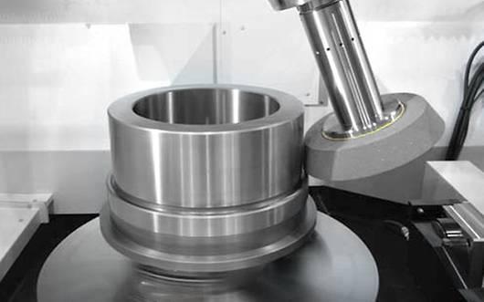 grinding laser